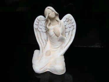 Anjelik zo sadry, sošky, darčeky pre ženu k narodeninám
