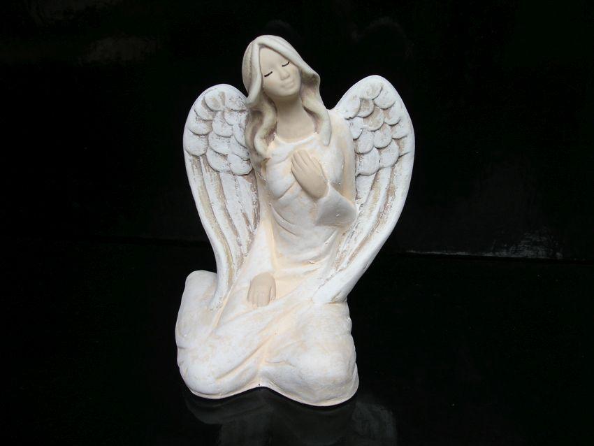 Anjelik zo sadry, sošky, darček k narodeninám