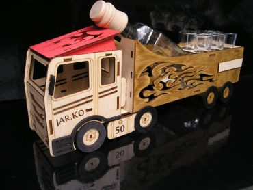 Darček pre kamionistu, vodičov