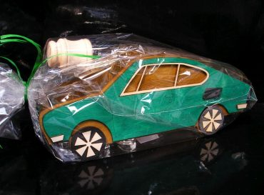 Škoda 110 R erko. Darček pre vodiča
