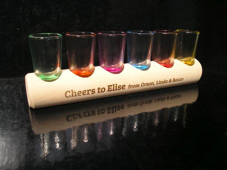 poháre na slivovicu alkohol