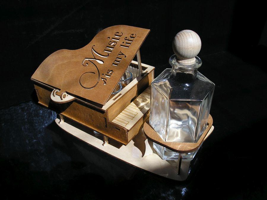 Darček pre klaviristu, pianistu, klavír, piano